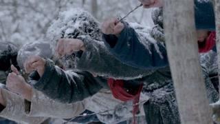 《雪地娘子军》 他们用血为娘子军铺出一条路  如此悲壮