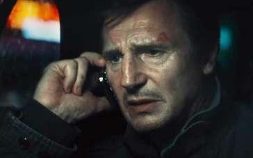 《暗夜逐仇》精彩片段 连姆·尼森救子求助警察