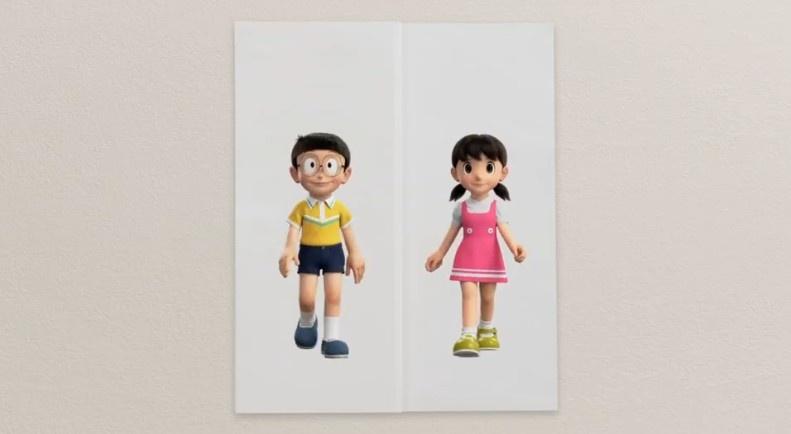 3DCG动画电影《哆啦A梦:伴我同行2》首曝预告