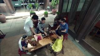 《恋上黑天使》21点为马梁庆祝冠军的事 想启动项目