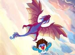 《摩尔庄园冰世纪》MV 获赞儿童版《隐形的翅膀》