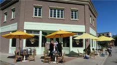 爱乐之城 咖啡厅搭建