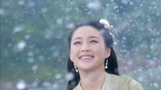 《新萧十一郎》甘婷婷这造型美呆了,百年不遇的美女啊