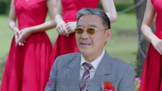 郭靖和黄蓉举行了婚礼