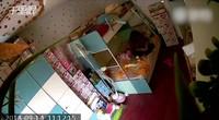【山西】8月大婴儿无故哇哇大哭?监控拍下令人震惊一幕