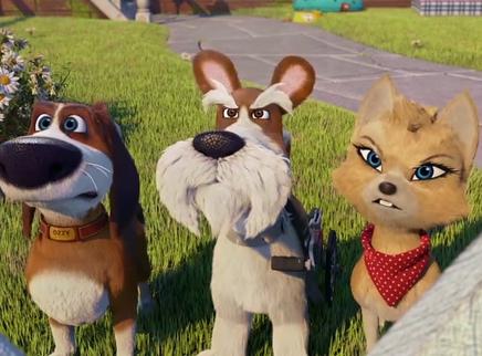 《狗狗的疯狂假期》-高清电影-在线观看-搜狗影视