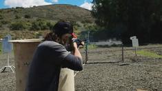 疾速追杀3 主演枪械和格斗训练
