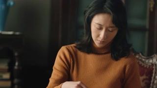 傅冬菊在家烧毁信件