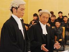 法外风云:陈豪黎耀祥斗法 法庭上开展头脑风暴