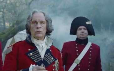 《威灵顿战线》精彩预告 马尔科维奇指挥战斗