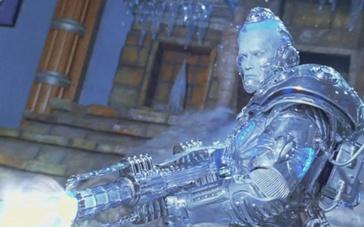 《蝙蝠侠与罗宾》预告片 急冻人施瓦辛格冰冻全城