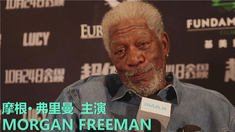 超体 中文制作特辑之摩根·弗里曼