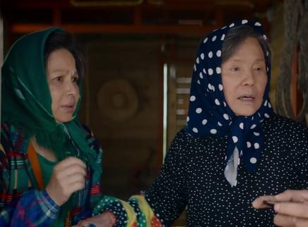 《蕃薯浇米》今日上映 双影后实力演技真情流露