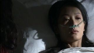 司雪雪在向天洁发泄自己的伤痛和恨意,谁知刚好被刘兴东看见