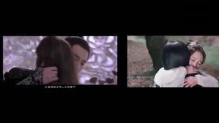 两版《三生三世十里桃花》经典片段对比 你更爱哪一版?