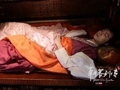 《刺客列传》花絮:陵光拍戏竟真入睡