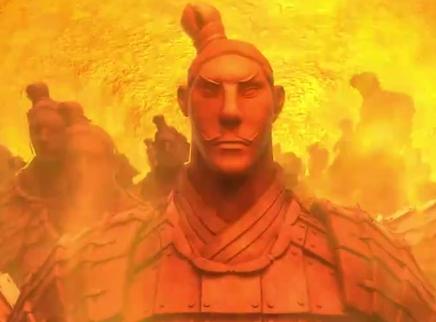 《俑之城》概念预告 目测又一部精品国漫来了!