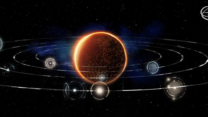 三体 其它花絮3:发布会视频之太阳辐射与外星人 (中文字幕)