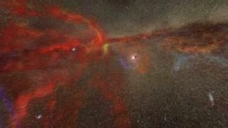 近距离的看黑洞会是什么样子? 简直美得我合不拢嘴!