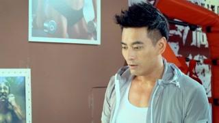 肖扬和方竹打拳击被一秒ko