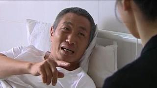 杜源在病床上还不忘记谈工作?您放心 儿媳妇都替您办妥了!
