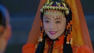 《苏茉儿传奇》刘芊含这么美的一次,你必须点开看