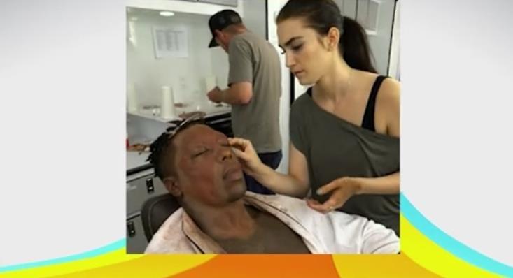 《德鲁大叔》幕后化妆特辑
