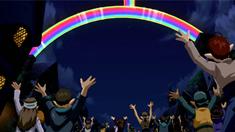 洛克王国3之圣龙的守护 主题曲MV《守护彩虹》