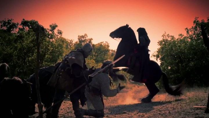 龙传说:影子的诅咒 预告片