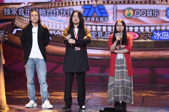 组图:《跨界歌王》再度来袭 吴秀波陈学冬薛之谦亮相发布会