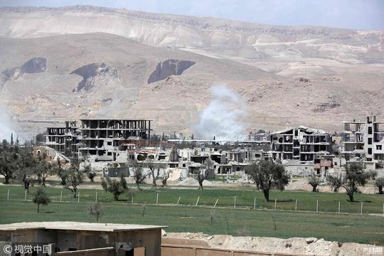 """叙媒:""""伊斯兰军""""将于48小时内撤离东古塔"""