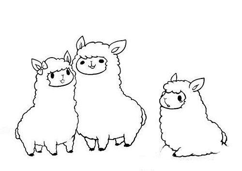 表情 动物简笔画大全 小动物简笔画图片 儿童动物简笔画的画法 亲子简