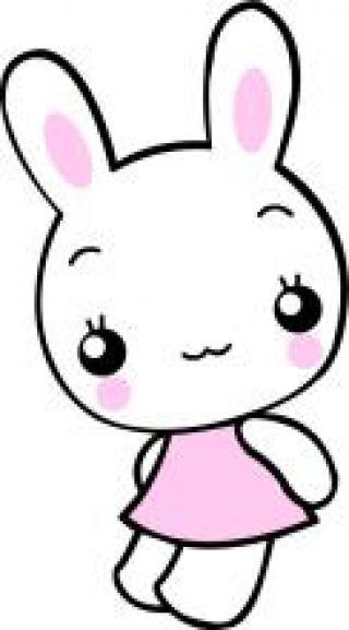 表情 兔子简笔画卡通 兔子笔画卡通 头像图片表情包大全 表情
