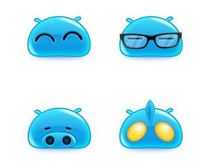 表情 猪头QQ表情 图片免费下载 猪头QQ表情素材 猪头QQ表情模板 千图网 表情图片