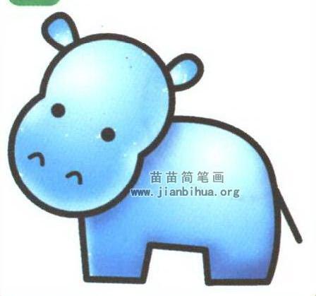 表情 苗苗简笔画 ttaw.jianbihua.org 表情