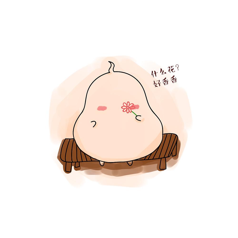 卡通_插画_肚子_胃_带_图片大全