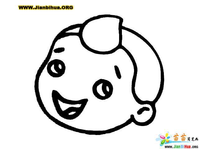 表情 人物表情简笔画图片大全 12张 2 表情图片 表白图片网 表情