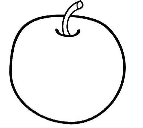 表情 秋天水果简笔画图片 学习啦 表情
