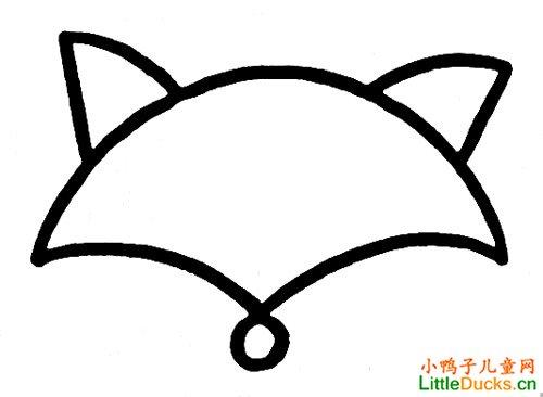 表情 儿童简笔画教程 狡猾的狐狸简笔画画法 狡猾的狐狸简笔画教程 小鸭子  表情