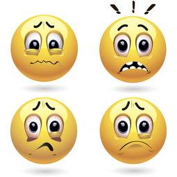 表情 恐惧表情简笔画 简笔画人物表情 兴奋表情简笔画 梨子网 表情