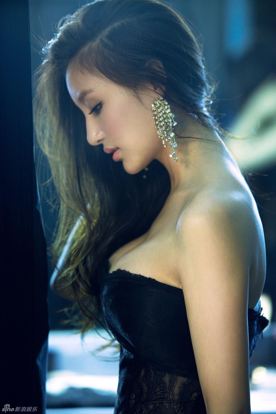 黑人模特美女图片 147tp欧美内衣美女高清图片下载 - 素材之家