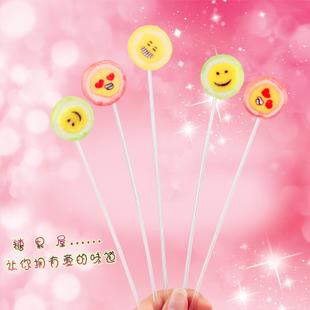 情 糖果的表情符号 表情
