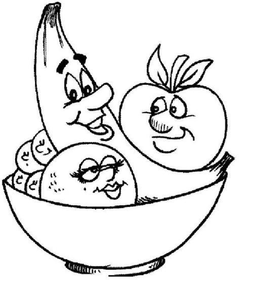 表情 带表情的水果简笔画 2 水果简笔画 表情