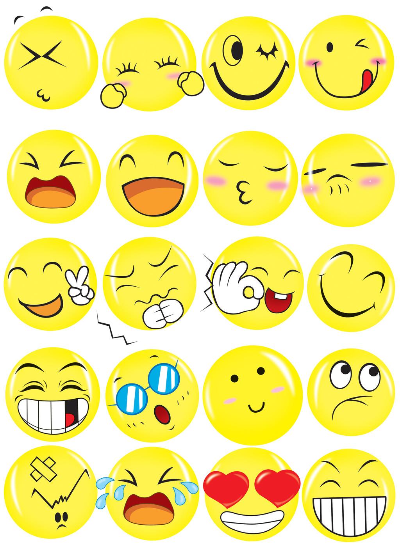 表情 商店标志卡通简笔画 好看的画大全 表情