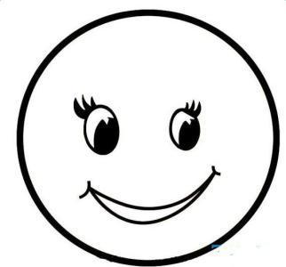 表情 笑脸简笔画 50种萌表情简笔画 比心简笔画 鼻子简笔画 搜美网 表情图片