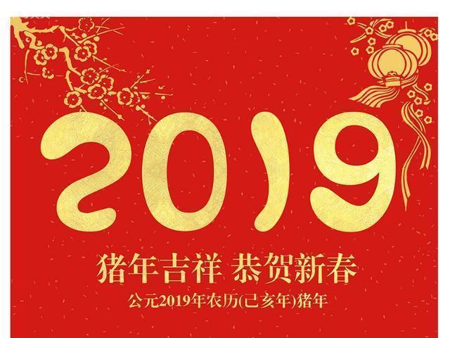 表情 2019猪年祝福语大全,愿你新年新气象,身体更健康 新闻 蛋蛋赞 表情