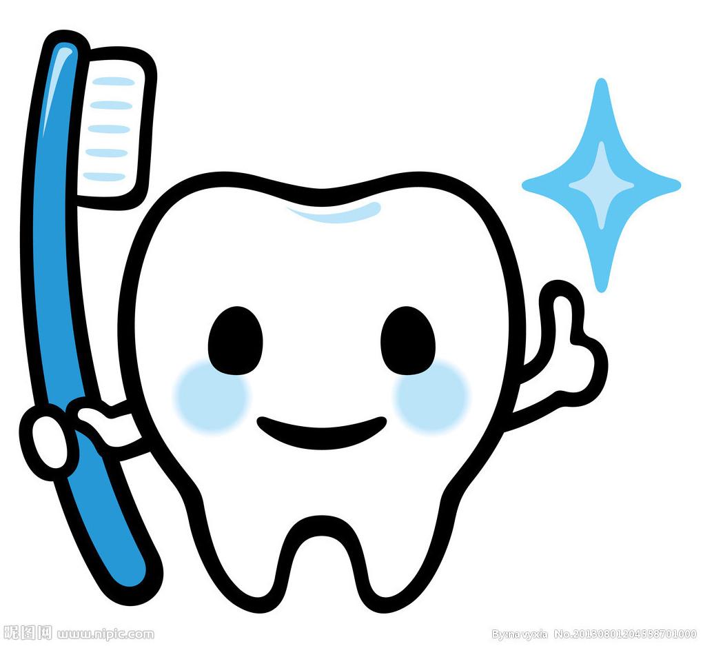 表情 卡通表情图片之卡通牙齿表情矢量图 图标标志标签logo 小图标 卡通表情  表情