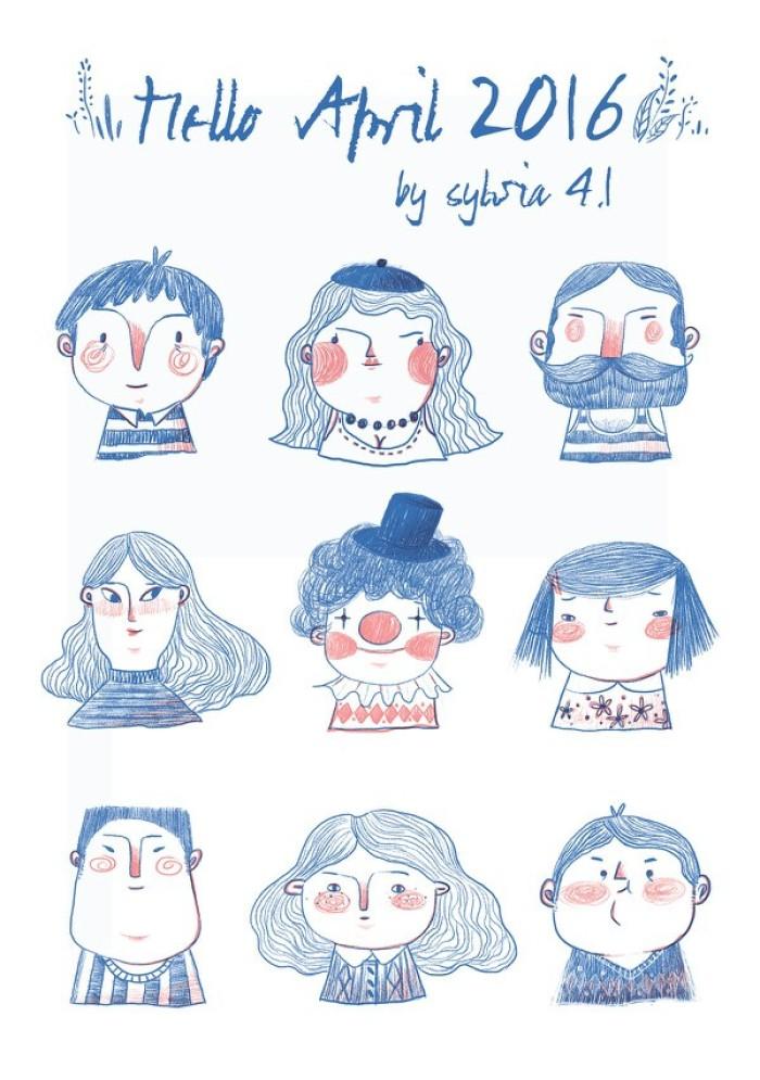 表情 手帐素材简笔画日记素材人物表情手帐 堆糖,美好生活研究所 表情