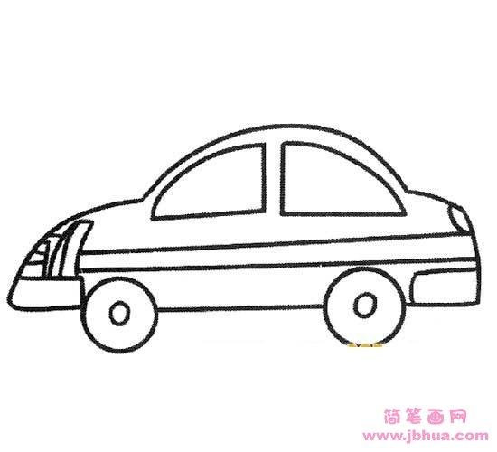 表情 儿童简笔画 汽车 简笔画网 表情