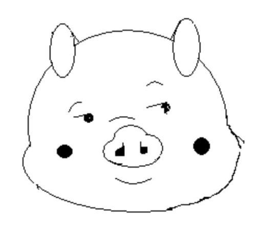 表情 猪头简笔画 蟾蜍简笔画 蛤蟆简笔画 动物简笔画猪头 宝宝育儿网